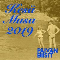 Kesä Musa 2019 -soittolista